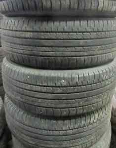 Used Tires. P235+65+17 INCH $350/4 TIRES (((75-90%TREAD)))