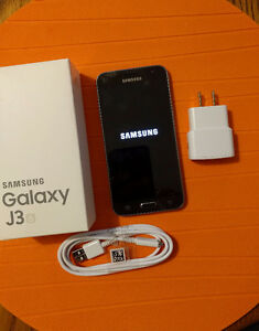 BNIB - Samsung J3 (6) - Locked to Rogers