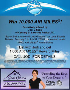 Enter to Win 10,000 Air Miles (Chase)