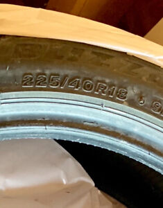 Winter tires 225/40 R18