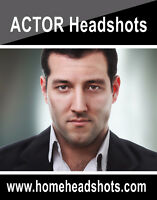Fast and easy headshots for actors : Mobile Studio