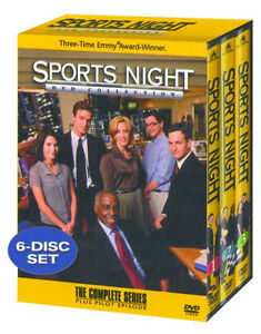 Sports Night - The Complete Series (Six DVD Set)