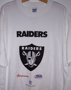 Oakland Raiders NFL XL Tee Shirt London Ontario image 1