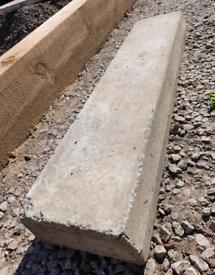 Concrete Lintels (FREE) x2 ( 1000mm ,1350mm)