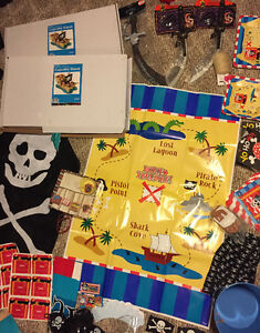 Pirate party supplies for sale