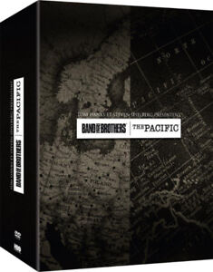 Coffret Band of Brothers + Pacific Édition Limitée