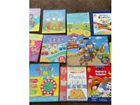 13 Various Kids Activities & Colouring Books