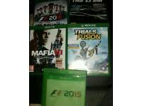 Xbox one games / all different prices / ALL GAMES ARE CLEAN AS NO MARKS ON THEM / FOR SALE OR swaps