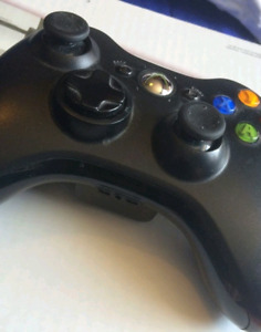 Wireless Xbox 360 controllers