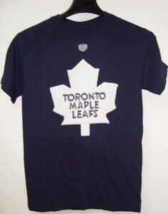 Old Time Hockey (Maple Leafs) Shirt