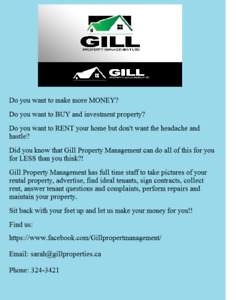 Need Property Checks?? Want us to Rent your Property for You??