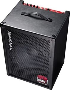 TC electronic BG250 115 amplificateur de bass 250 watt