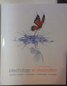 Psychology: An Exploration 1st Canadian Edition