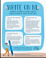 Write On NL: Youth Writing Sessions
