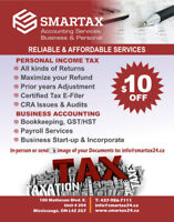 Income TAX ** Professional & FAST Service From 40$