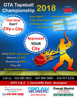 Labour Day Tape ball Cricket Tournament