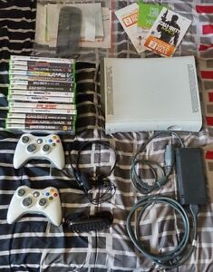 Xbox 360 Bundle - Console, games and accessories