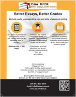 Premium Academic Writing and Editing Services