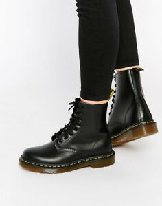 brand new Doc Martens - black smooth