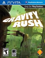 Gravity Rush Psvita Ps vita game, mint condition
