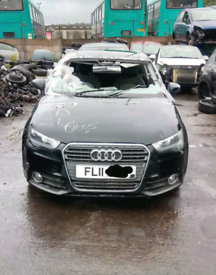 2011 AUDI A1 3DR 1.6TDI CAY 105BHP BREAKING SPARES AND REPAIRS
