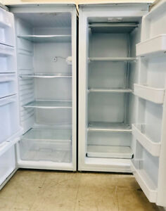 Danby Designer All Fridge and Standup Freezer Set