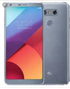 LG G6 with Bell