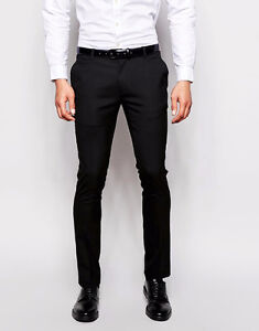 ASOS Super Skinny Suit Trousers [29xL32] (BRAND NEW)