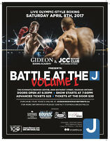 Battle at the J- Volume 1: Live Olympic Style Boxing at the JCC