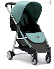 Papas and mamas armadillo city2 slim pushchair.