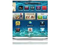 "40"" Series 6 Full HD 1080p Smart 3D LED TV"