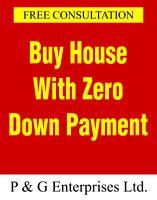 Buy House with No Downpayment