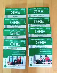 GRE Exam Study Package