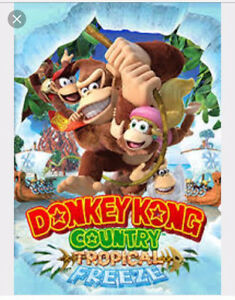 Donkey Kong Tropical Breeze