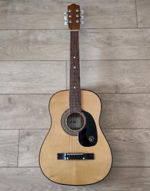Kay Vintage Parlour acoustic guitar