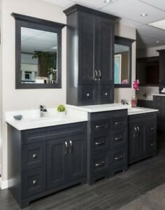 H-O-M-E-S-H-O-W Special discounted offers on Kitchen+Vanities!!!