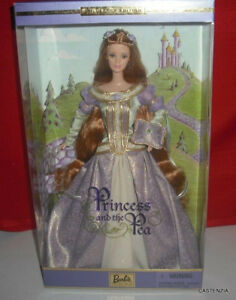 Princess & the Pea Barbie by Mattel