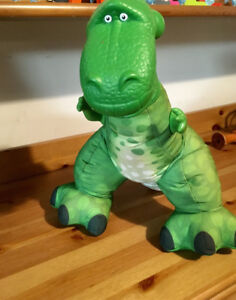 Grand Dinosaure toy story, histoire de jouet
