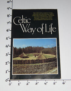 Book : Celtic Way of Life - The O'Brien Press