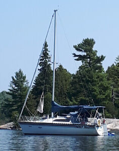 KELT 7.6 SAILBOAT