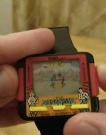 HULK HOGAN 1991 Collectors watch Game/£99 on ebay new / sale or swaps