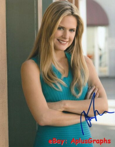 MAGGIE LAWSON.. Psych - SIGNED