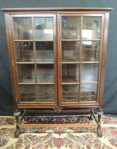 Estate Auction - Bookcases - Display Cabinets - Chinas & MORE