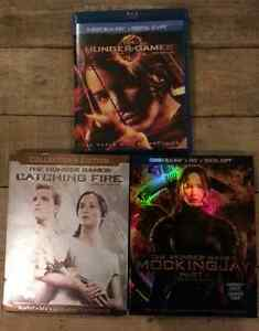 The Hunger Games Blu-ray / DVD Combo