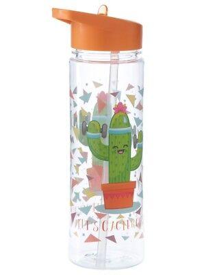 Trinkflasche Kaktus Wasserflasche Flasche Fahrradflasche Sportflasche 500 ml