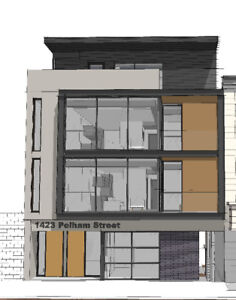 New Luxury Apartments in Fonthill - Fall 2018