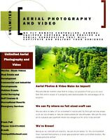 UNLIMITED AERIAL PHOTOGRAPHY AND VIDEO