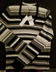 BNWT New with tags Women's Calvin Klein Sweater sz L