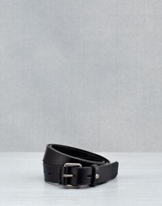 BELSTAFF - Lindhurst Belt - Black - 85cm