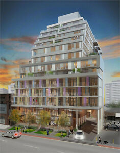 Rent To Own-Luxury Pre-Build 1 Bedroom Condo in Midtown Toronto